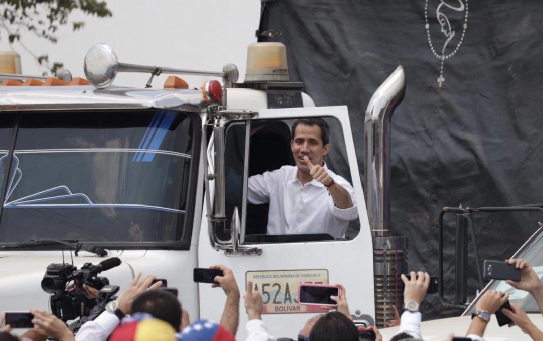 Ayuda humanitaria no desiste en cruzar frontera con Venezuela