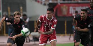 Queiroz sigue de gira por los estadios donde brillan los colombianos