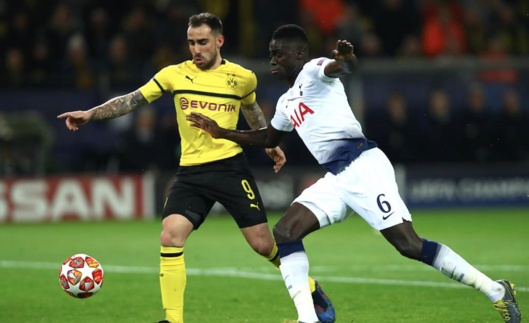 Davinson y Tottenham no tuvieron problemas para clasificar a cuartos de Champions