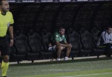 El Indio Ramirez se rompio en llanto cuando fue sustituído