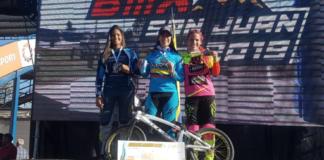 Mariana Pajon gano su primer titulo del 2019