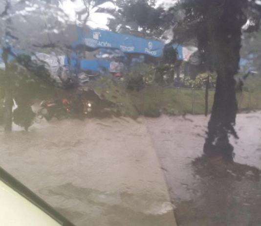 Inundacion Santa Elena