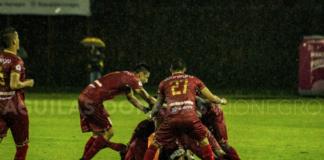 El gol con Nacional puso a Delgado por encima de Higuita