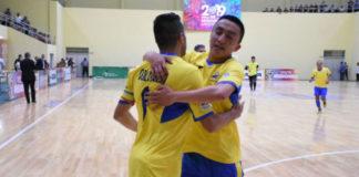 Seleccion Colombia debuto con victoria en Mundial de Futsal