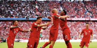 Bsyern munich campeon de alemania por septima vez