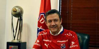 Michael Gil Gómez deja el cargo de presidente en Independiente Medellin