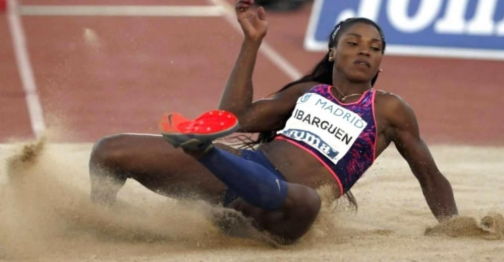 Caterine Ibarguen Golden Gala Roma