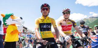 Los 10 favoritos para quedarse con el Tour de Francia
