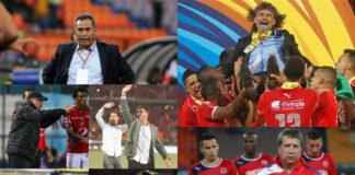 Lo mejor de la década: los entrenadores de Independiente Medellín